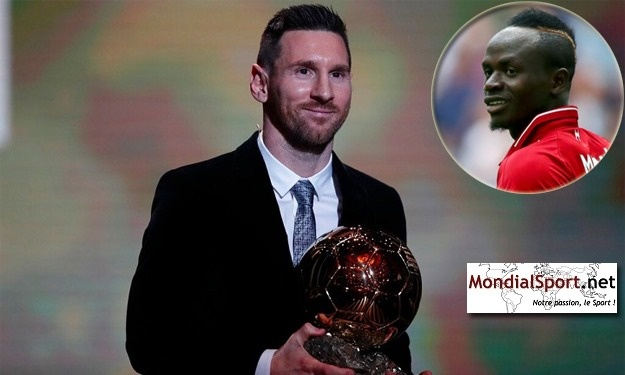 Messi déclare sa flamme à Sadio Mané