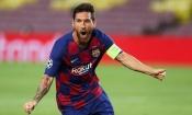 Messi s'offre un nouveau record en Ligue des Champions