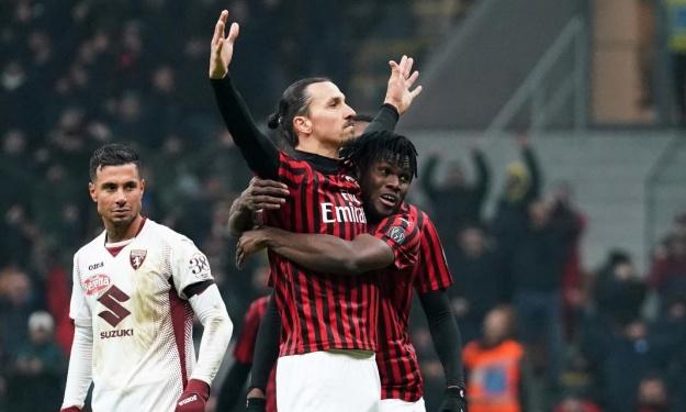 Milan AC : Kessié et les autres reçoivent un joli cadeau de la part de Zlatan Ibrahimovic