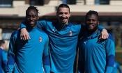 Milan AC : Quand Zlatan complimente Franck Kessié et Soualiho Méïté