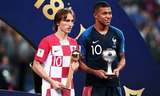 Modric, Kane, Mabappé… découvrez les lauréats de la Coupe du Monde 2018
