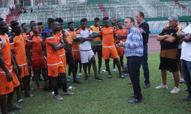 Mohamed Ali HACHICHA (FC San Pedro) : ''Nous sommes fiers du travail accompli''