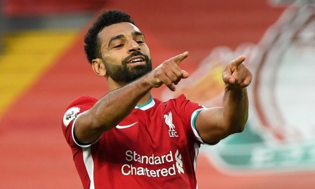 Mohamed Salah vient en aide à un sans-abri