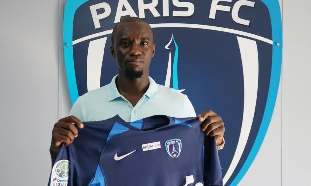 Mohammed Rabiu s'engage avec le Paris FC