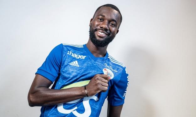 Monaco : Jean-Eudes Aholou à nouveau prêté au RC Strasbourg