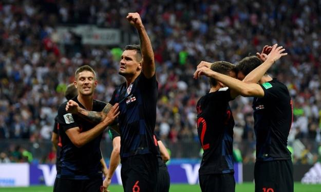 Mondial 2018 : Au bout du suspense la Croatie rejoint la France en Finale