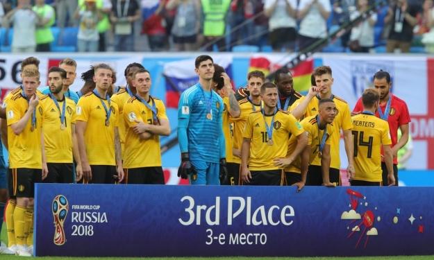 Mondial 2018 : Une 3è place au final pour les Diables Rouges