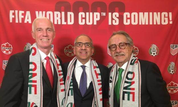 Mondial 2026 : le trio USA-Mexique-Canada préféré au Maroc (Officiel)