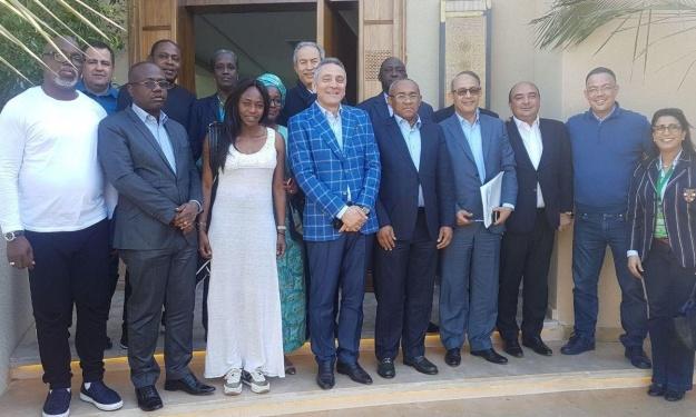 Mondial 2026 : toute l'Afrique derrière la candidature du Maroc