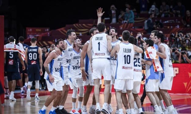 Mondial Basket 2019 : L'Argentine élimine la France et rejoint l'Espagne en finale