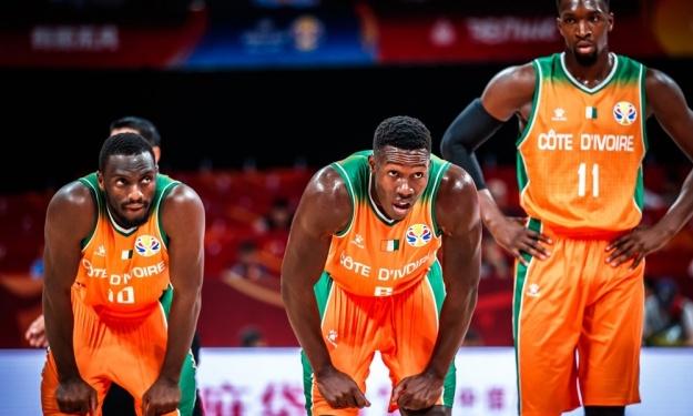 Mondial FIBA 2019 : Les Éléphants tombent de nouveau