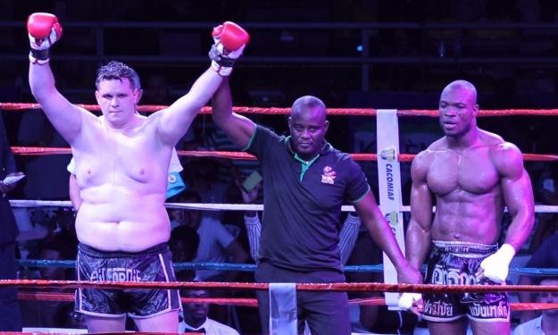 Mondial WBC Muay-Thaï : Rudoyé par un endurant Lisiecki, Oly La Machine n'ira pas en finale