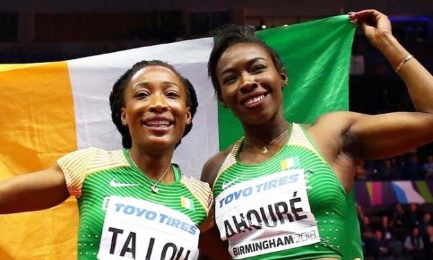 Mondiaux d'Athlétisme 2019 : Ta Lou et Ahouré en demi-finales