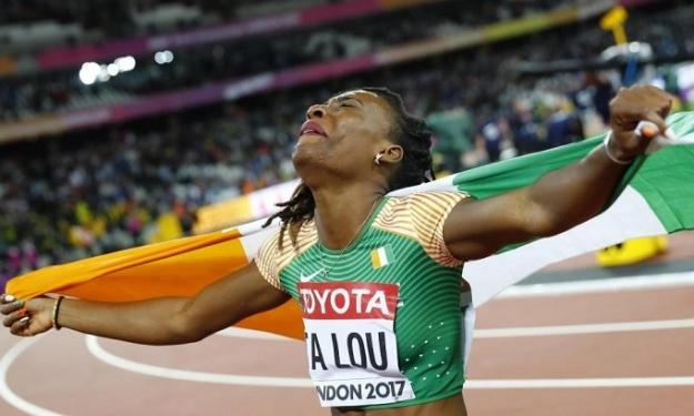 Mondiaux d'Athlétisme : Ta Lou renonce au 200m