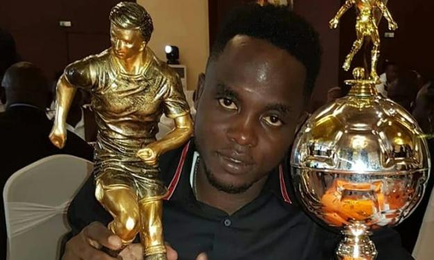 MTN Ligue 1 AWARDS 2019 : Wonlo COULIBALY élu Meilleur Joueur de la saison