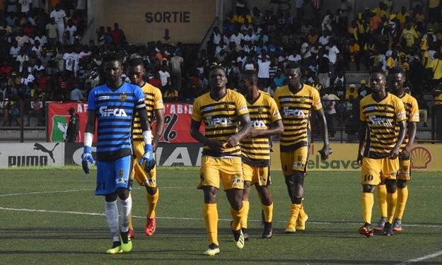 MTN Ligue 1 (J3) : L'ASEC cale face à Bouaké FC