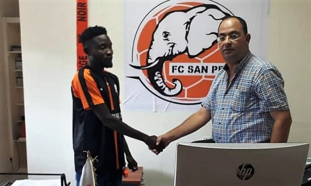 MTN Ligue 1 : Le FC San Pedro fait ses courses à Moossou