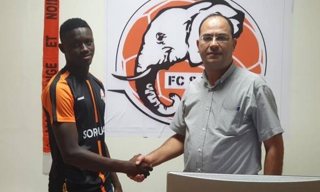MTN Ligue 1 : le FC San Pedro signe une pépite d'Ivoire Académie