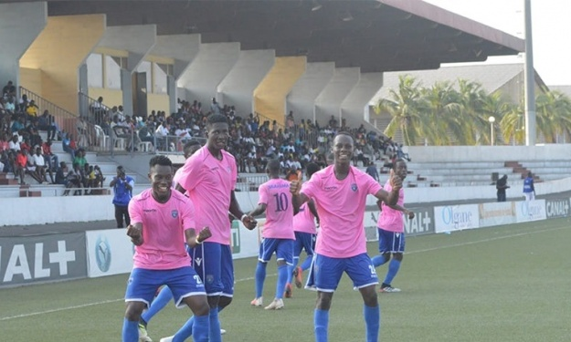 MTN Ligue 1 : Le Racing Club d'Abidjan grimpe à la 2è place