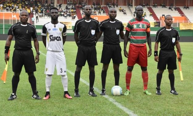 MTN Ligue 1 : Résultats et classement au terme de la 23è journée