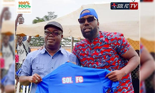 """MTN Ligue 1 : Vegedream """"signe"""" à SOL FC d'Abobo"""