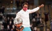 Nadal s'offre un 13è Roland-Garros et égale Roger Federer