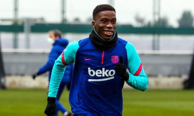 Nationalité sportive : Le barcelonais Moriba renonce à l'Espagne pour la Guinée