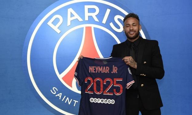 Neymar prolonge son aventure au PSG