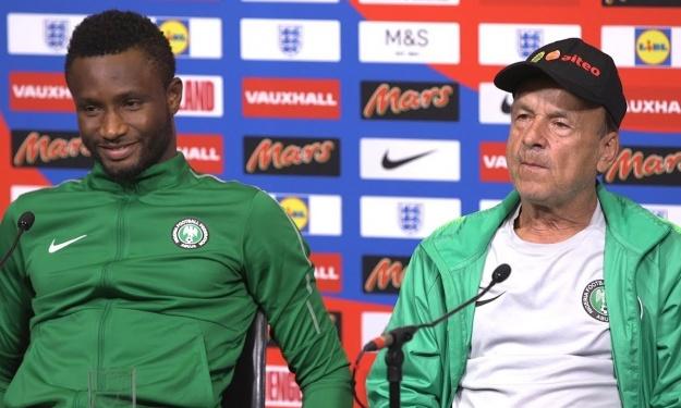 Nigeria : Gernot Rohr rappelle John Obi Mikel pour la CAN