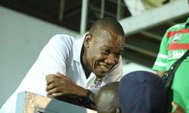 Normalisation de l'Africa : Vagba Alexis sort de sa réserve et menace