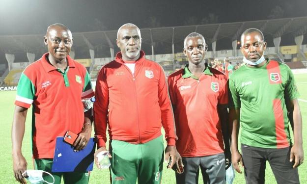 ''Nous faisons de notre mieux !'' : Les vérités de Diaby Almamy après le 5è match nul de l'Africa Sports