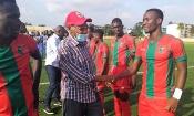 ''Nous nous préparons pour être 1er'' : Alexis Vagba (Africa) annonce les couleurs pour la nouvelle saison