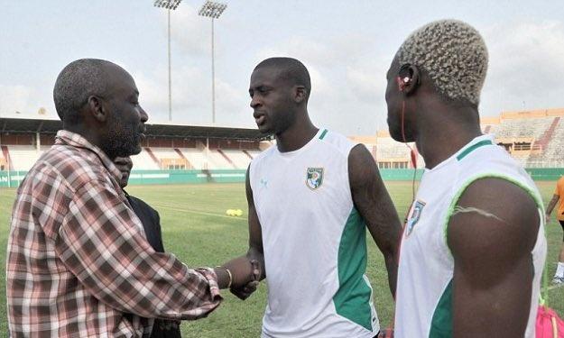 ''Nous sommes meurtris par cette triste nouvelle'' : Yaya Touré affecté par le décès de Sidy Diallo
