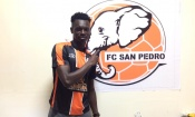 Okoubi Junior, la recrue tout-terrain du FC San Pedro