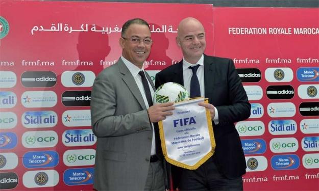 """Organisation Mondial 2026 : La FIFA apporte des """"réponses"""" aux inquiétudes marocaines"""
