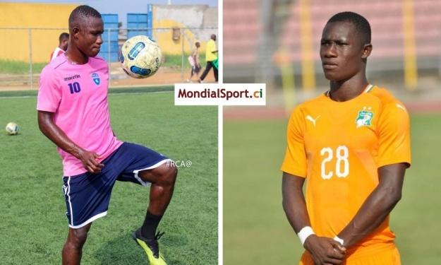 Ouattara Brahima quitte le Racing Club d'Abidjan pour la Ligue 1 Française