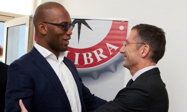 Partenariat : Didier DROGBA renforce ses liens avec SOLIBRA