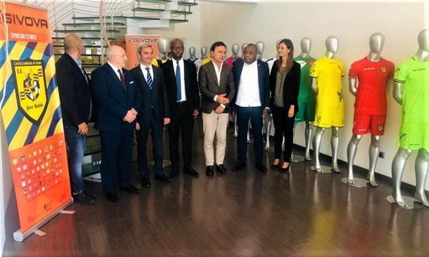 Partenariats : Bouaké FC s'offre un équipementier Italien