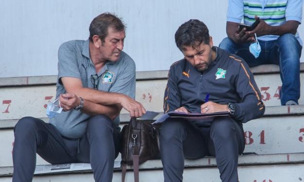 Patrice Beaumelle depuis le Champroux : ''J'essaie de valoriser football local…''