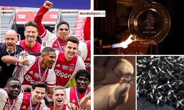 Pays-Bas : Le club d'Haller fait fondre son trophée pour faire plaisir à ses supporters