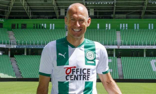 Pays-Bas : Robben tire sa révérence