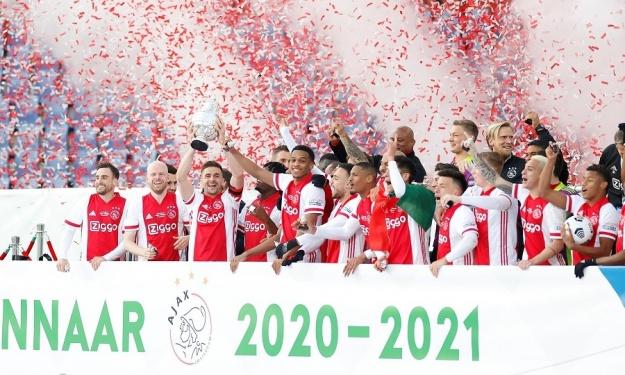 Pays-Bas : Sébastien Haller remporte son 1er trophée avec l'Ajax