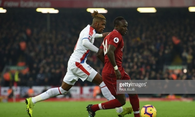 PL (J23) : Salah, Mané, Keita et Zaha décisifs lors du choc ''Liverpool-Crystal Palace''