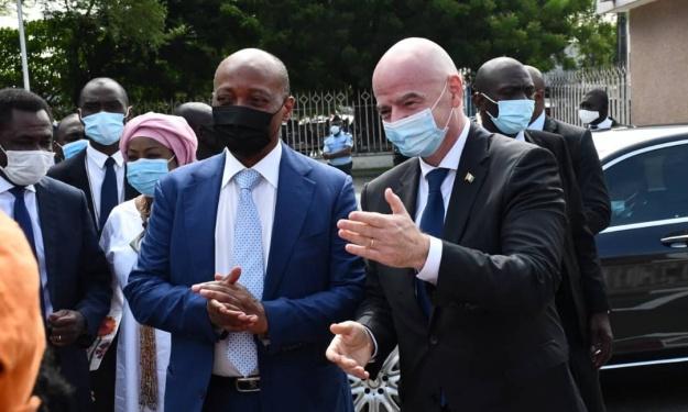 Pour ou contre la Super Ligue ? la question qui embarrasse le président de la CAF