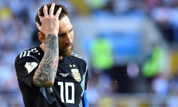 Pour sa 1ère à un mondial, l'Islande tient en échec l'Argentine de Messi
