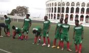 Premier gros test manqué pour l'Africa de Bahi Antoine