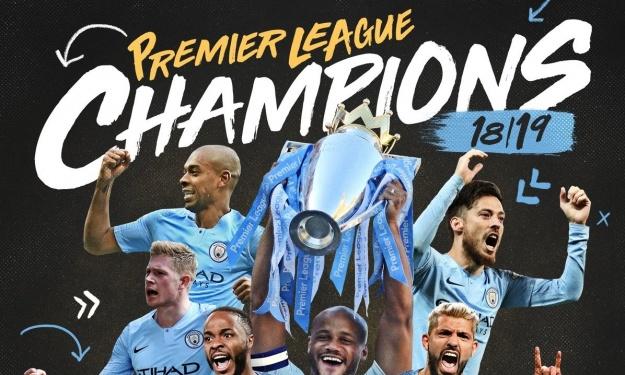 Premier League (2018/19) : Manchester City conserve son titre