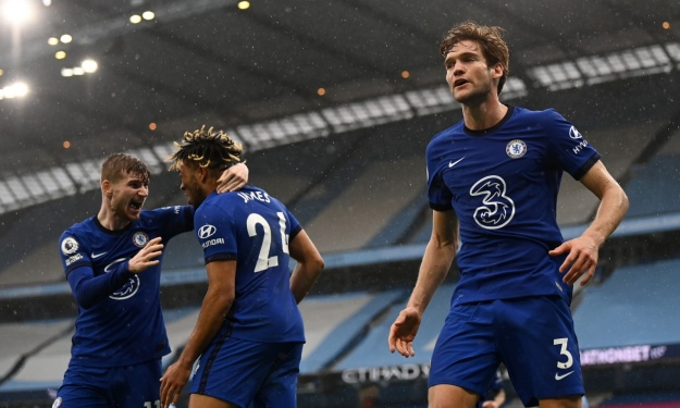 Premier League : Chelsea renverse City