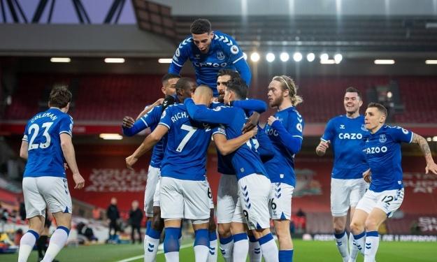 Premier League : Everton enfonce Liverpool et remporte le derby de la Mersey