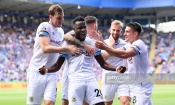 Premier League : Maxwel Cornet s'offre un bijou pour sa 1ère titularisation et sort sur blessure